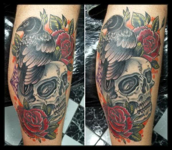 Dicas Desenhos Tatuagem Masculina Perna Tatuagens 2019
